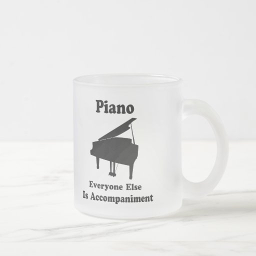 Piano Gift Mugs