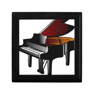 piano gloss black gift box