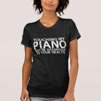 Piano Hazard T Shirt