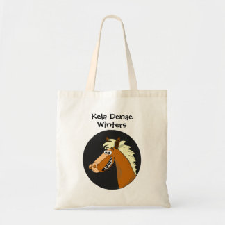 Piano Horse Personalized Kids Cute Tote Bag