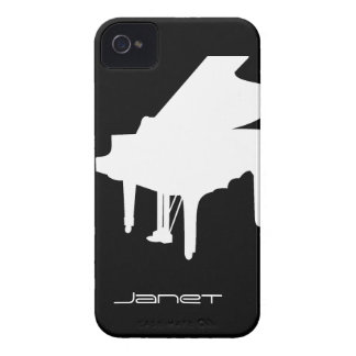 Piano iPhone 4 Cases