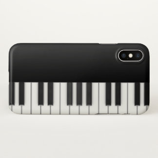 Piano iPhone X Case