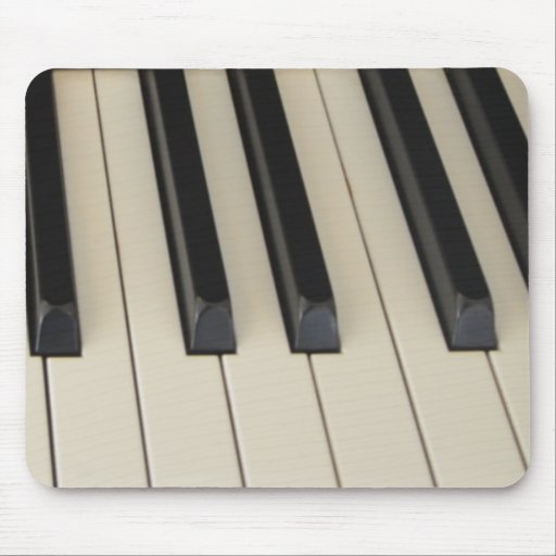 Piano Keboard Mouse Mat Mousepad
