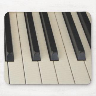 Piano Keboard Mouse Mat Mousepad