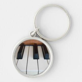 piano key ring