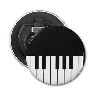 Piano Keyboard Bottle Opener Fridge Magnet