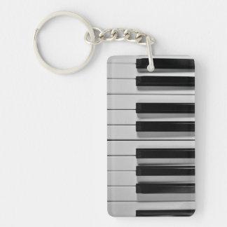 Piano Keyboard Custom Key Chain
