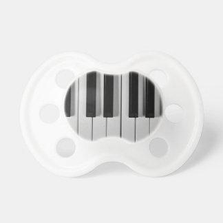 Piano Keyboard Custom Pacifier