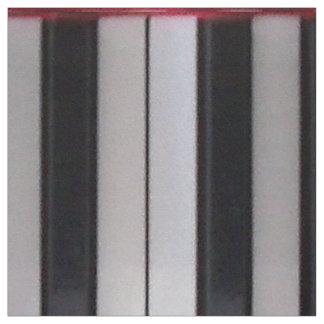 Piano Keyboard Fabric