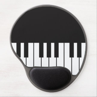 Piano Keyboard Gel Mousepad