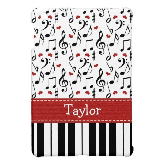 Piano Keyboard iPad Mini Case