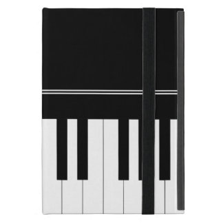Piano keyboard iPad mini cover
