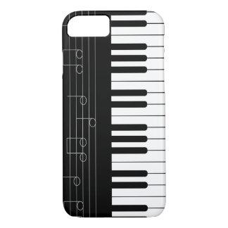 Piano keyboard iPhone 7 case