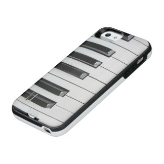 Piano Keyboard iPhone SE/5/5s Battery Case