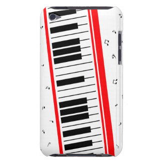 Piano Keyboard IPod Touch Case 2012