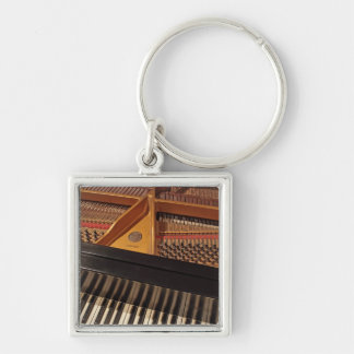 Piano Keyboard Keychain