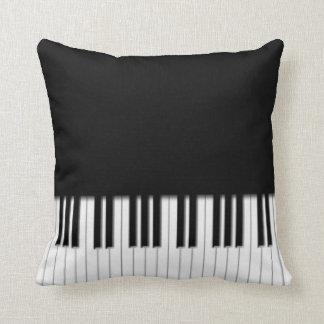 Piano Keyboard Keys Cushion