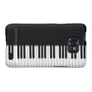 Piano Keyboard Keys Samsung Galaxy Covers