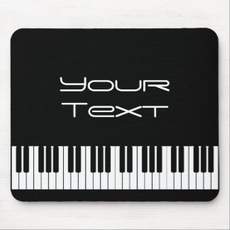 Piano Keyboard Mousepad