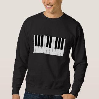 Piano  Keyboard Sweatshirt