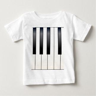 Piano Keys Baby T-Shirt