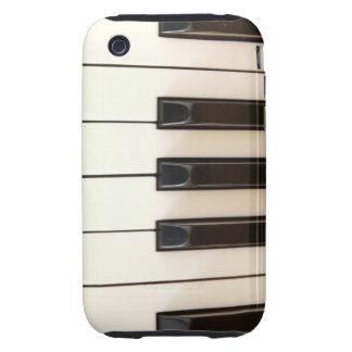 Piano Keys iPhone 3 Tough Case