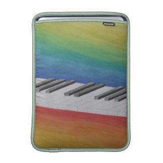 Piano Keys MacBook Air Sleeve