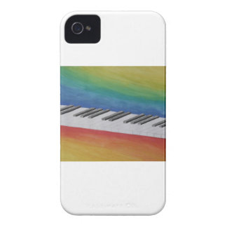 Piano Keys iPhone 4 Case-Mate Cases