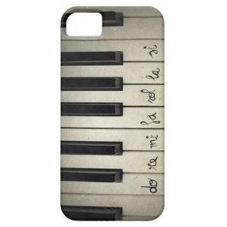 Piano Keys iPhone 5 Cases