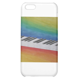 Piano Keys iPhone 5C Case