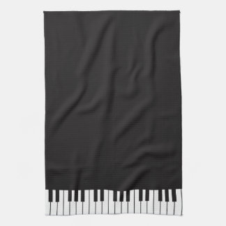 Piano Keys Kitchen Towel