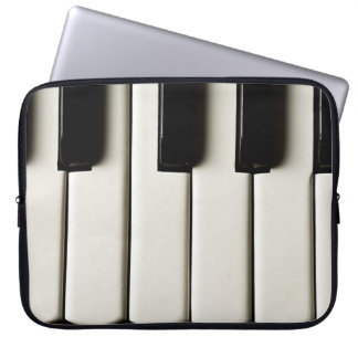 Piano Keys Laptop Sleeve