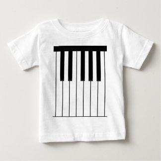 piano keys long.pdf baby T-Shirt