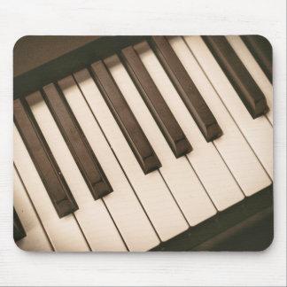 Piano Keys Mouse Mat