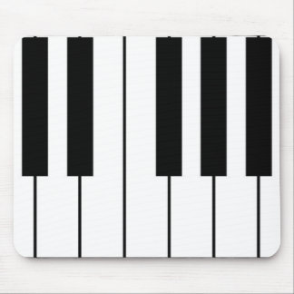 Piano Keys - Mouse Pad #1