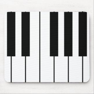 Piano Keys - Mouse Pad 1