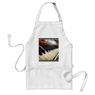 Piano Keys Music Gifts Standard Apron