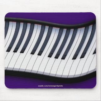 PIANO KEYS MUSIC LOVER Mousepad