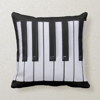 Piano Keys Pillow