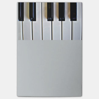 Piano Keys Post-it Notes