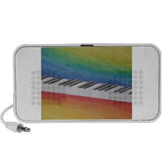 Piano Keys Portable Speaker