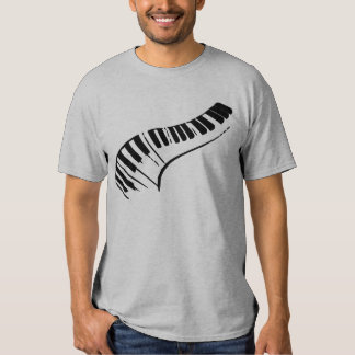 Piano Keys T-shirts