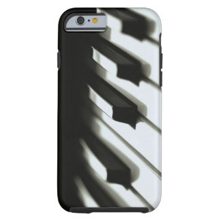 Piano Keys Tough iPhone 6 Case