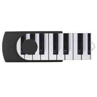Piano Keys USB Flash Drive
