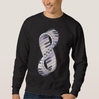 Piano Loop Sweatshirt