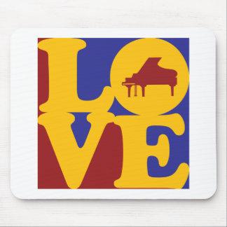 Piano Love Mouse Mats