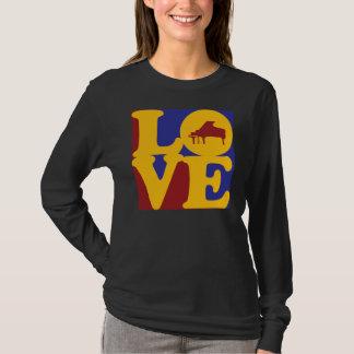 Piano Love T-Shirt