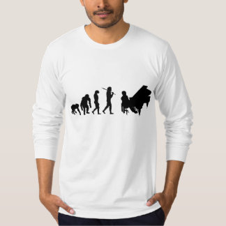 Piano lovers gifts for Pianists - Bach Mozart T-Shirt