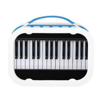 Piano Lunch Box