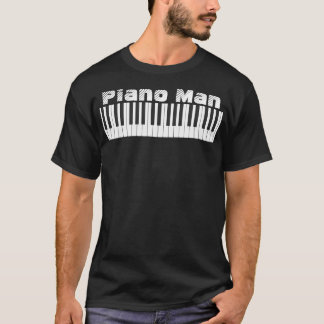 Piano Man Tee Shirt
